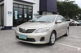 2012 Toyota Corolla 1.6L E MT Gas for sale