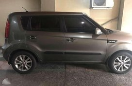 2012 Kia Soul Automatic Gray SUV For Sale