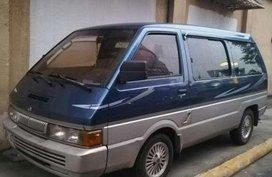 Nissan Vanette Grand Coach 2000 Blue For Sale