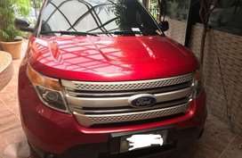 2012 Ford Explorer like new for sale