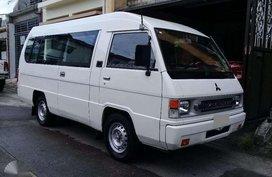 For sale 2016 Mitsubishi L300 XV VAN