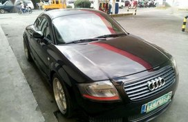 Audi TT 1999 Manual Black Coupe For Sale