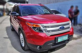 2012 Ford Explorer Xlt 3.5 At for sale