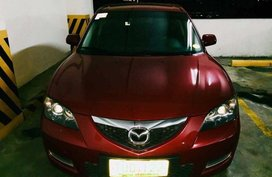 Mazda 3 2011 Automatic Red Sedan For Sale