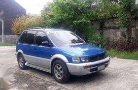 Mitsubishi RVR Sports 2002 AT Blue For Sale