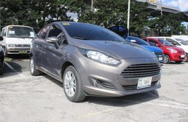 2016 Ford Fiesta 1.5L AT Gas for sale