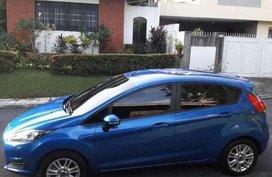 2016 Ford Fiesta Hatchback 1.5 Blue For Sale