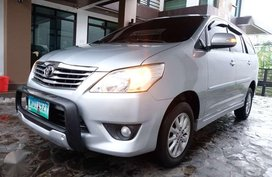 2013 Toyota Innova G gas AT for sale