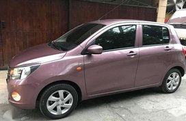 Suzuki Celerio 2016 MT Pink Top of the Line For Sale