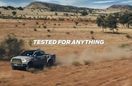 [Video] Ford Ranger Raptor 2018: Ready for reveal