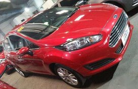 2016 Ford Fiesta 5DR MT GAS Red HB For Sale