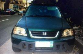 Honda CRV 1996 Gen 1 AT Green SUV For Sale