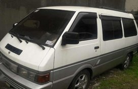 Nissan Babette 1998 MT White Van For Sale