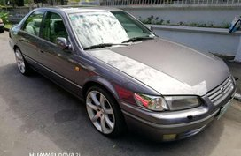 Toyota Camry 1999 AT Gray Sedan For Sale