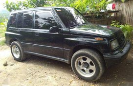 Suzuki Escudo 2001 Automatic Black SUV For Sale
