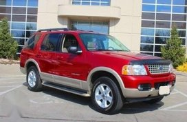 2006 FORD EXPLORER A-T . all power . super fresh and clean . airbag