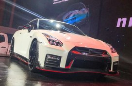 Nissan GT-R NISMO 2018 rolled out in the Philippines