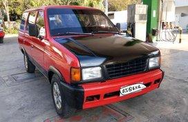 2001 Isuzu Hilander 2.4L Manual Diesel For Sale