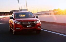 Photos of Honda HR-V 2018 facelift revealed online