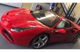 2017 Ferrari 488 GTB brand new for sale