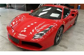 2017 Ferrari 488 Ftb brand new for sale