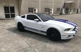 2014 Ford Mustang 5.0 V8 GT White For Sale