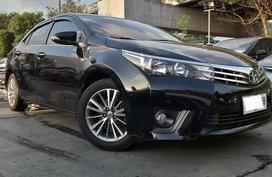 2014 Toyota Corolla Altis 1.6 V Automatic for sale
