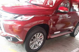 2016 Mitsubishi Montero for sale