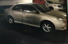 Well maintained Toyota Corolla Altis 2002 model for sale