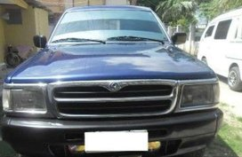 Rush sale Mazda B2500 pickup
