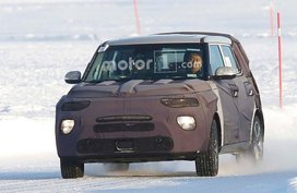 [Spied] Next-gen Kia Soul 2019 might be an AWD vehicle