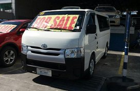 Toyota Hiace 2016 COMMUTER for sale