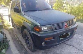 1997 Mitsubishi Montero for sale