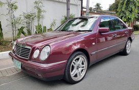 1997 Mercedes-Benz E230 for sale