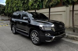 Almost brand new Toyota Land Cruiser Diesel 2017 for sale