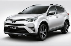 Brand new Toyota Rav4 2018 for sale