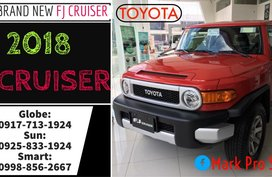 Brand new Toyota FJ Cruiser Limited 2018 for sale