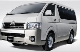 Brand new Toyota Grandia AT Hiace 2018 for sale