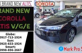2018 Toyota Corolla Altis for sale