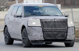 All-new Ford Explorer 2020 ST to deliver 400+ HP
