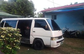 Like New Nissan Urvan for sale