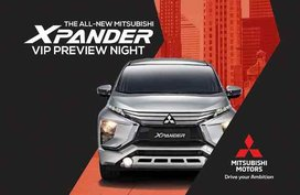Admire the Mitsubishi Expander 2018 in metal at its VIP Preview Night