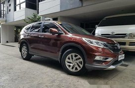 Well-maintained Honda CR-V 2017 for sale