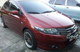Well-maintained HONDA CITY 2010 for sale