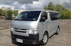 Toyota Hi-Ace Commuter Van 2015 for sale in Lucena City