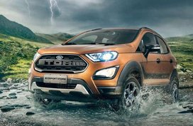Ford Ecosport Storm 2018 launched in Brazil with 4WD system