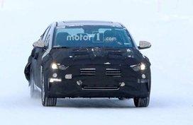 Take a sneak peek at the alleged Hyundai Elantra EV