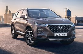 Hyundai Santa Fe 2018 images & details leaked out