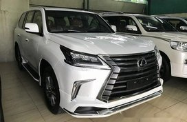 Brand new Lexus LX 450d 2018 for sale