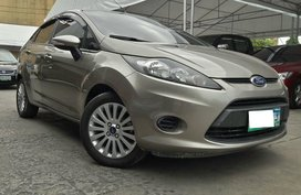 2013 Ford Fiesta 1.6 Trend Automatic for sale